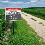 Field Crop Signs Designed for You