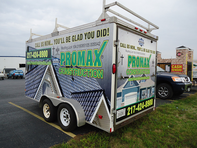Promax Construction Trailer