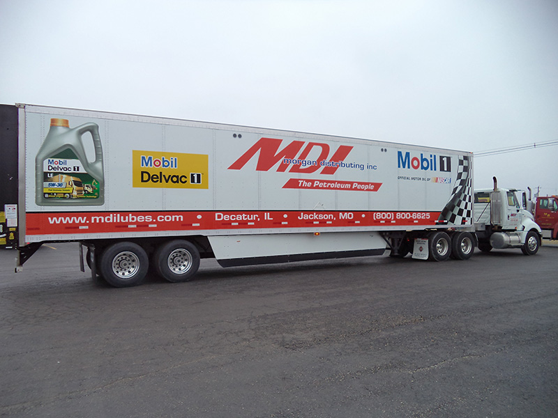 MDI Semi Trailer