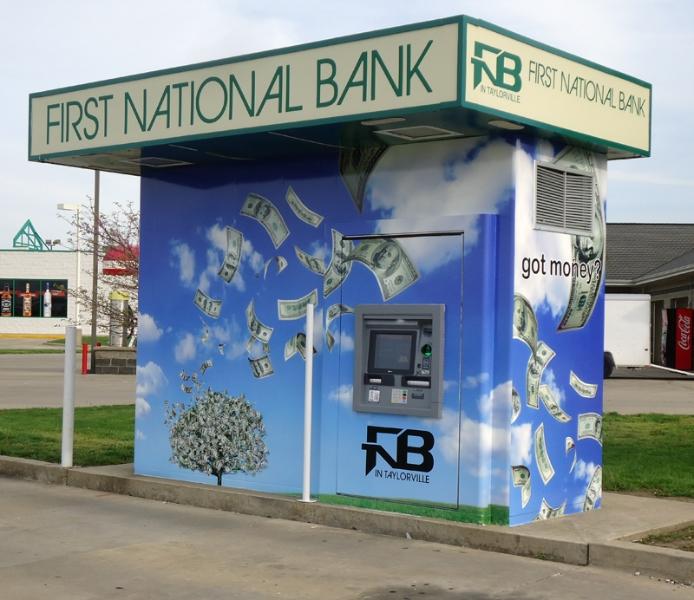 ATM Wrap