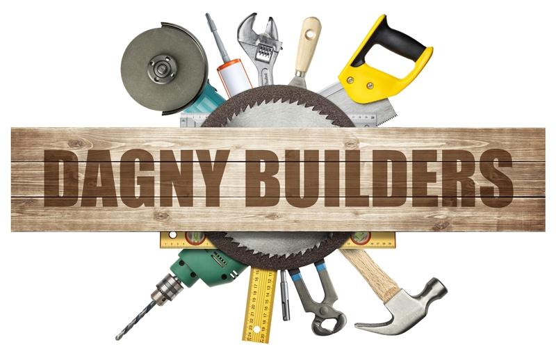 Dagny Builders logo design