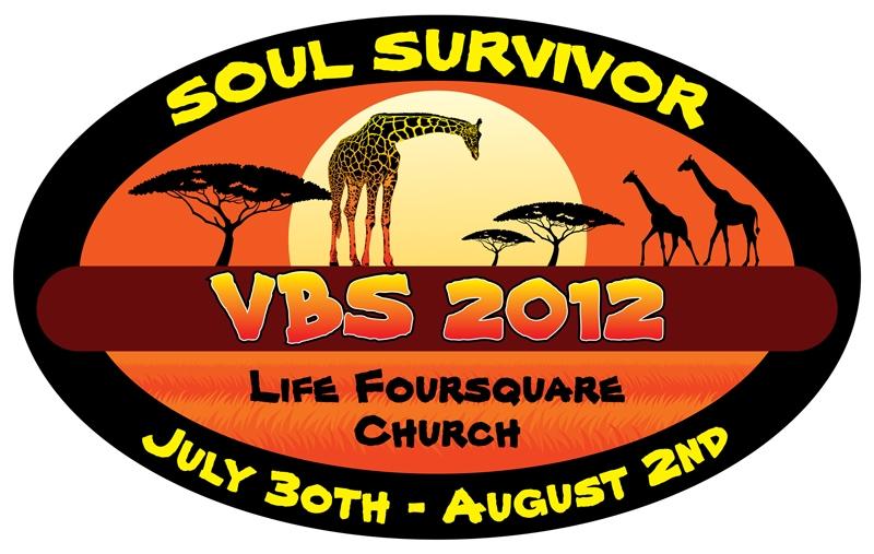Soul Survivor VBS logo design