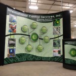ICS Booth Display